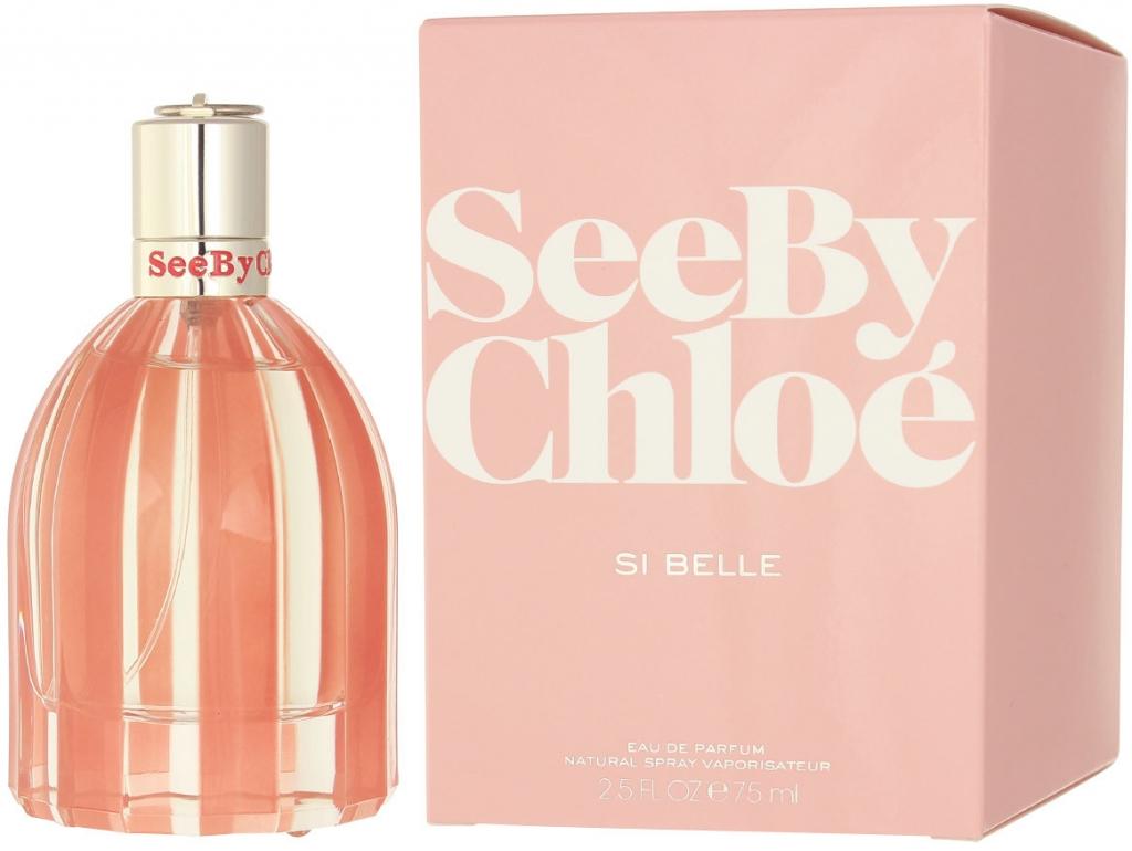 Chloe See by Chloé Si Belle, Parfémovaná voda, 75ml, Dámska vôňa, + AKCE: dárek zdarma
