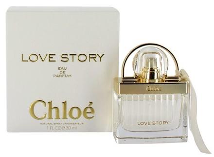 Chloe Love Story, Parfémovaná voda, 30ml, Dámska vôňa, + AKCE: dárek zdarma
