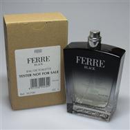 Gianfranco Ferre Black for Man, Toaletní voda - Tester, 100ml, Pánska vôňa, + AKCE: dárek zdarma