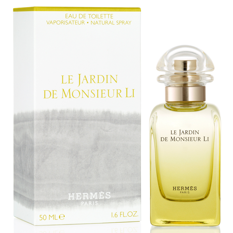 Hermes Le Jardin de Monsieur Li, Toaletní voda, 50ml, Unisex vôňa, + AKCE: dárek zdarma