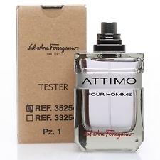 Salvatore Ferragamo Attimo pour homme, Toaletní voda - Tester, 100ml, Pánska vôňa, + AKCE: dárek zdarma