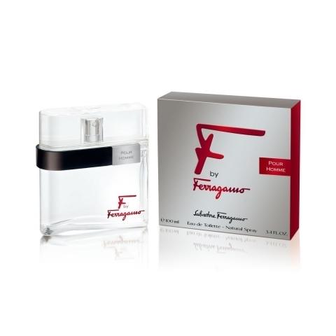 Salvatore Ferragamo F by Ferragamo pour Homme, Toaletní voda, 100ml, Pánska vôňa, + AKCE: dárek zdarma