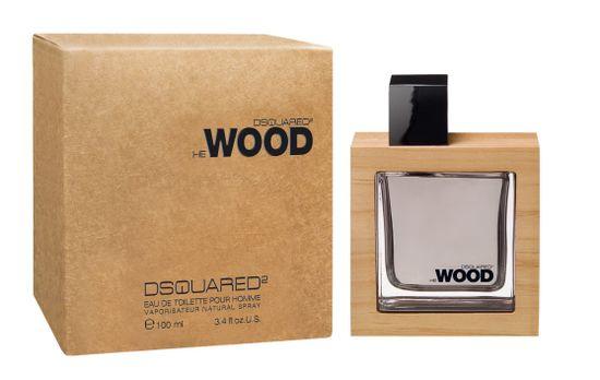 Dsquared2 He Wood, Toaletní voda, 100ml, Pánska vôňa, + AKCE: dárek zdarma