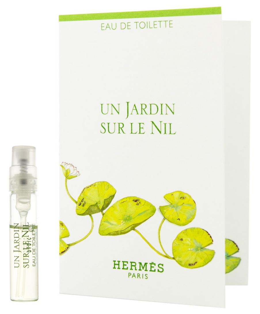 Hermes Un Jardin Sur Le Nil, Toaletní voda, 2ml, Unisex vôňa, + AKCE: dárek zdarma