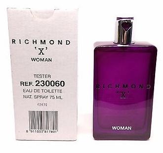 John Richmond X Woman, Toaletní voda - Tester, 75ml, Dámska vôňa, + AKCE: dárek zdarma