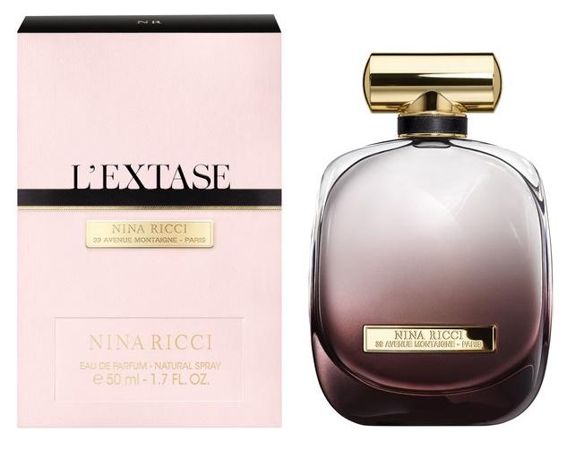Nina Ricci L´Extase, Parfémovaná voda, 50ml, Dámska vôňa, + AKCE: dárek zdarma