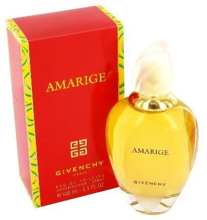 Givenchy Amarige, Toaletní voda, 100ml, Dámska vôňa, + AKCE: dárek zdarma