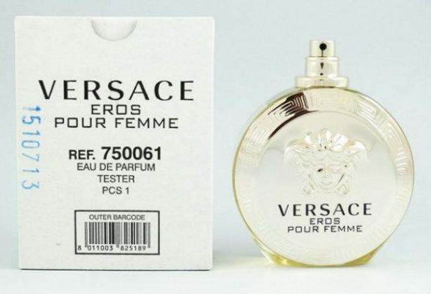 Versace Eros Pour Femme, Parfémovaná voda - Tester, 100ml, Dámska vôňa, + AKCE: dárek zdarma