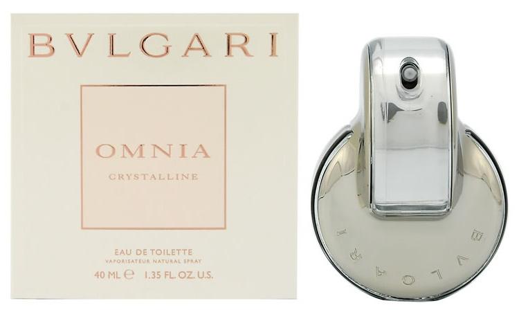 Bvlgari Omnia Crystalline, Toaletní voda, 40ml, Dámska vôňa, + AKCE: dárek zdarma