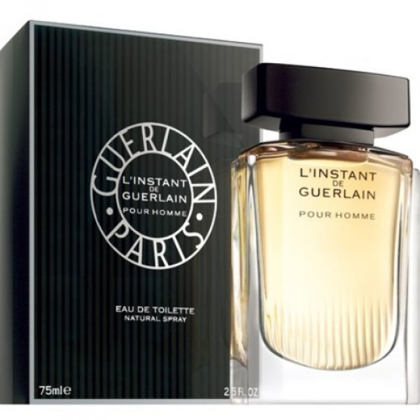 Guerlain L´Instant pour Homme, Toaletní voda, 75ml, Pánska vôňa, + AKCE: dárek zdarma