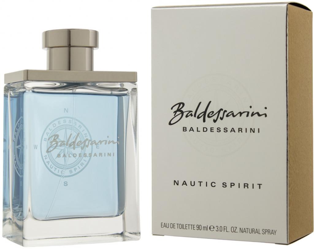 Hugo Boss Baldessarini Nautic Spirit, Toaletní voda - Tester, 90ml, Pánska vôňa, + AKCE: dárek zdarma