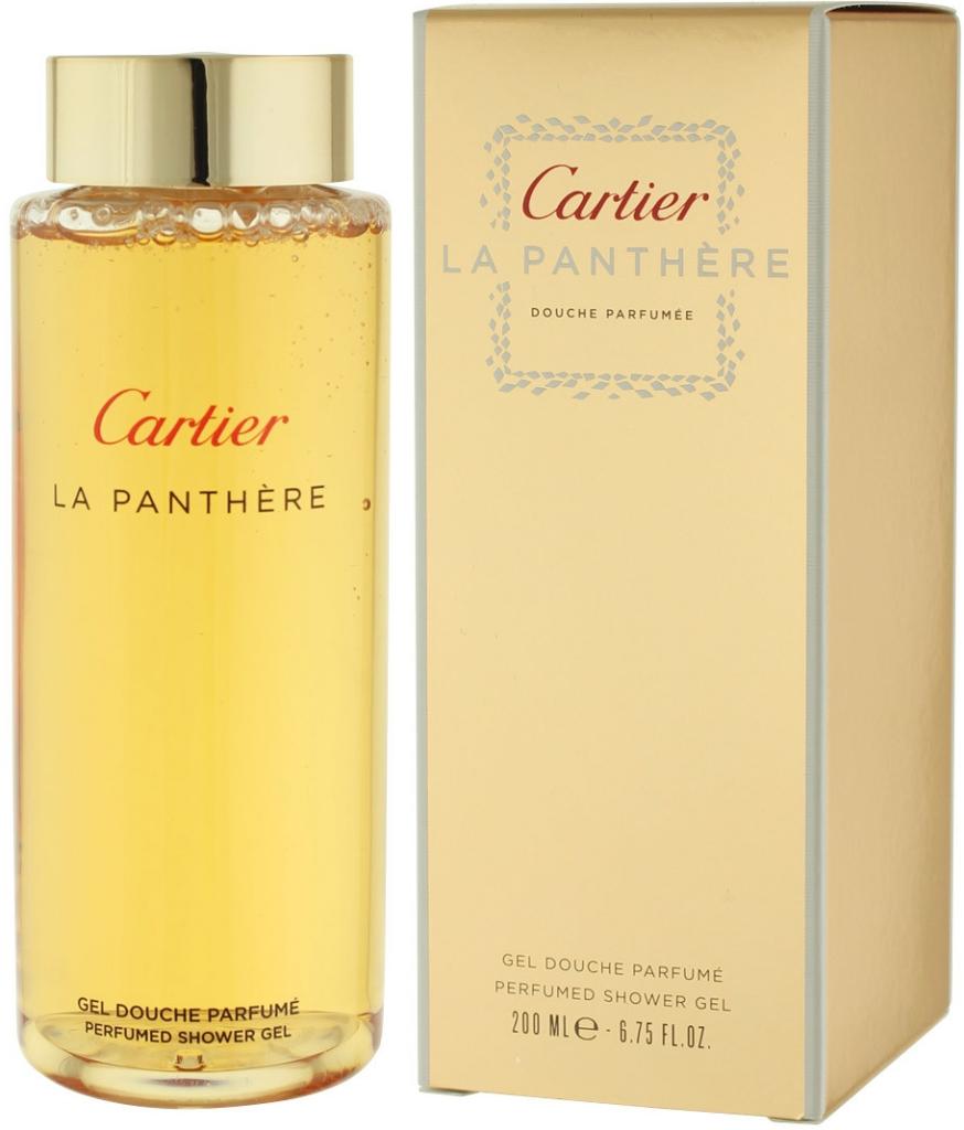 Cartier La Panthere, Sprchový gel, 200ml, Dámska vôňa, + AKCE: dárek zdarma