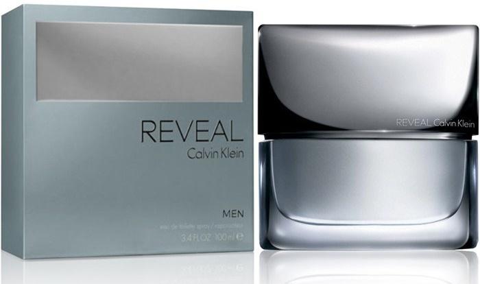 Calvin Klein Reveal for Men, Toaletní voda, 100ml, Pánska vôňa, + AKCE: dárek zdarma