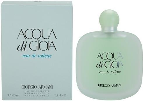 Giorgio Armani Acqua di Gioia, Toaletní voda, 100ml, Dámska vôňa, + AKCE: dárek zdarma