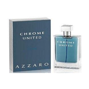 Azzaro Chrome United, Toaletní voda, 100ml, Pánska vôňa, + AKCE: dárek zdarma