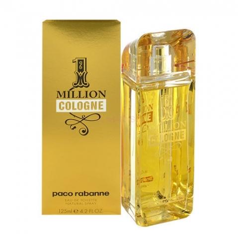 Paco Rabanne 1 Million Cologne, Toaletní voda, 125ml, Pánska vôňa, + AKCE: dárek zdarma