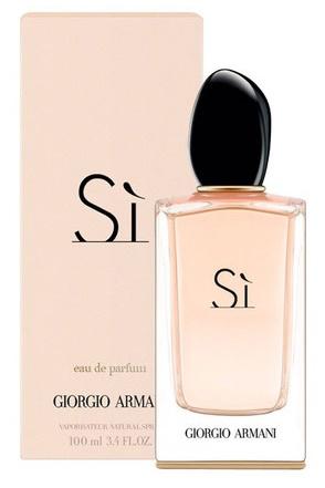 Giorgio Armani Si, Parfémovaná voda, 100ml, Dámska vôňa, + AKCE: dárek zdarma