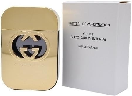 Gucci Guilty Intense, Parfémovaná voda - Tester, 75ml, Dámska vôňa, + AKCE: dárek zdarma