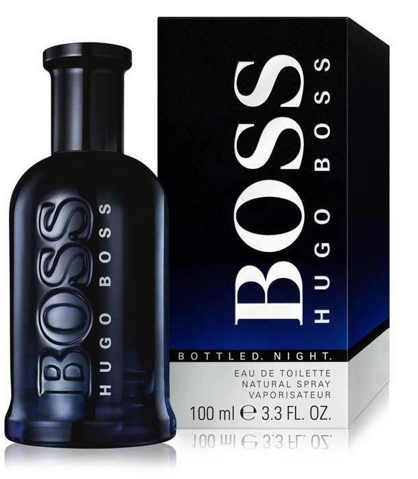 Hugo Boss Boss Bottled Night, Toaletní voda, 100ml, Pánska vôňa, + AKCE: dárek zdarma