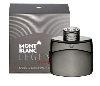 Mont Blanc Legend Intensé, Toaletní voda, 50ml, Pánska vôňa, + AKCE: dárek zdarma