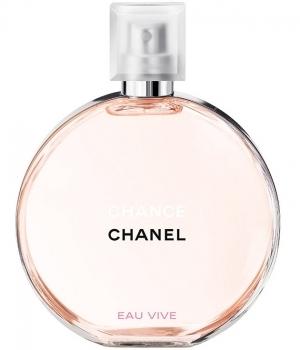 Chanel Chance Eau Vive - bez krabice, s víčkem, Toaletní voda, 50ml, Dámska vôňa, + AKCE: dárek zdarma
