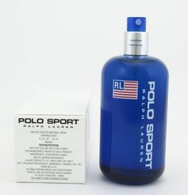 Ralph Lauren Polo Sport, Toaletní voda - Tester, 125ml, Pánská vůně, + AKCE: dárek zdarma