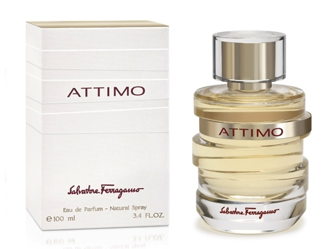 Salvatore Ferragamo Attimo, Parfémovaná voda, 100ml, Dámská vůně, + AKCE: dárek zdarma
