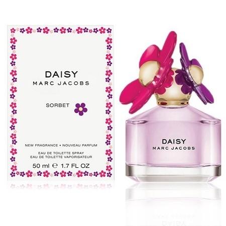 Marc Jacobs Daisy Sorbet, Toaletní voda, 50ml, Dámska vôňa, + AKCE: dárek zdarma