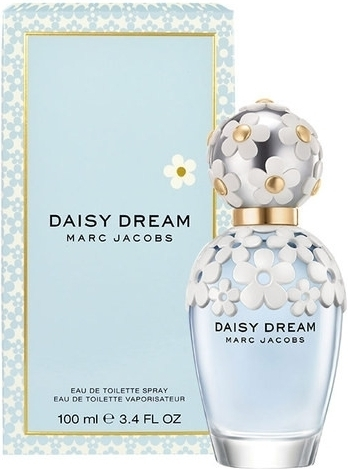 Marc Jacobs Daisy Dream, Toaletní voda, 100ml, Dámska vôňa, + AKCE: dárek zdarma