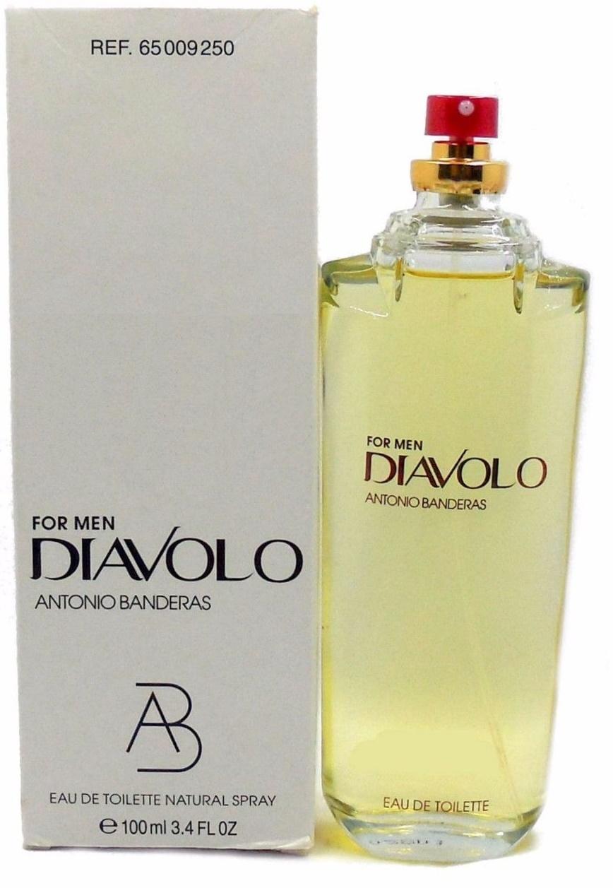 Antonio Banderas Diavolo for Man, Toaletní voda - Tester, 100ml, Pánska vôňa, + AKCE: dárek zdarma