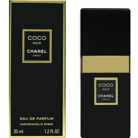 Chanel Coco Noir, Parfémovaná voda, 35ml, Dámska vôňa, + AKCE: dárek zdarma