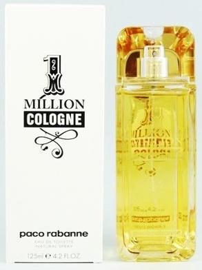Paco Rabanne 1 Million Cologne, Toaletní voda - Tester, 125ml, Pánska vôňa, + AKCE: dárek zdarma