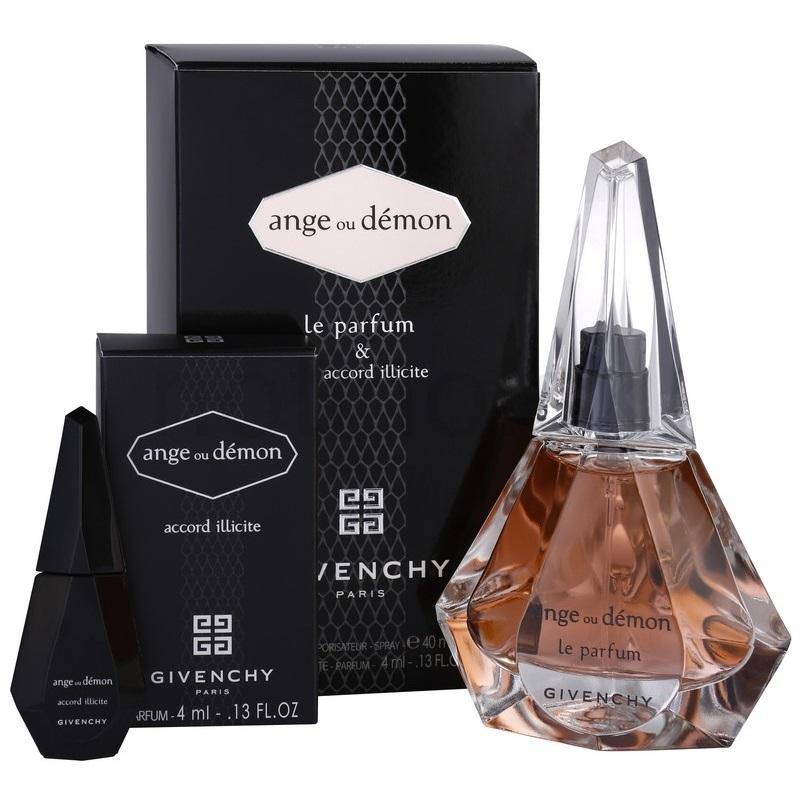 Givenchy Ange ou Demon Le Parfum 2015, Dárková sada, parfémovaná voda 40ml + parfémovaná voda 4ml Accord Illicite, Dámska vôňa, + AKCE: dárek zdarma