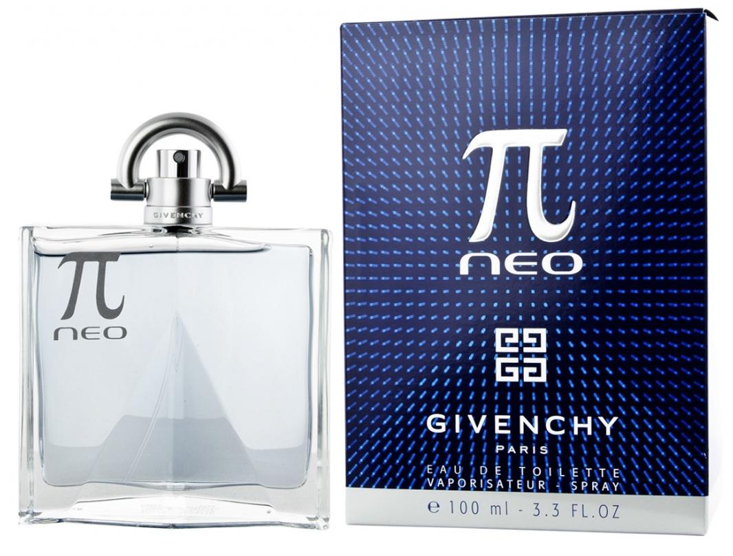 Givenchy Pí Neo, Toaletní voda, 100ml, Pánska vôňa, + AKCE: dárek zdarma