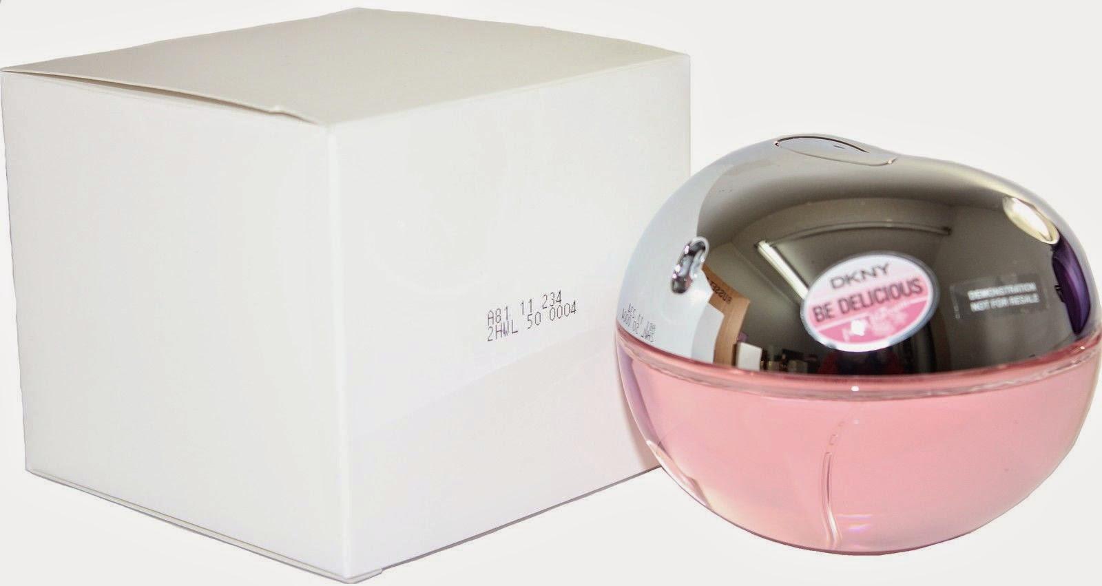 DKNY Be Delicious Fresh Blossom, Parfémovaná voda - Tester, 100ml, Dámska vôňa, + AKCE: dárek zdarma