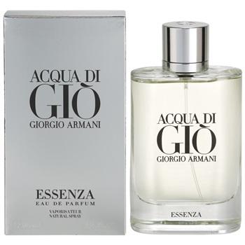 Giorgio Armani Acqua Di Gio Essenza, Parfémovaná voda, 125ml, Pánska vôňa, + AKCE: dárek zdarma