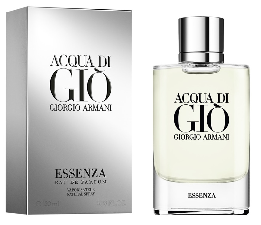 Giorgio Armani Acqua Di Gio Essenza, Parfémovaná voda, 180ml, Pánska vôňa, + AKCE: dárek zdarma
