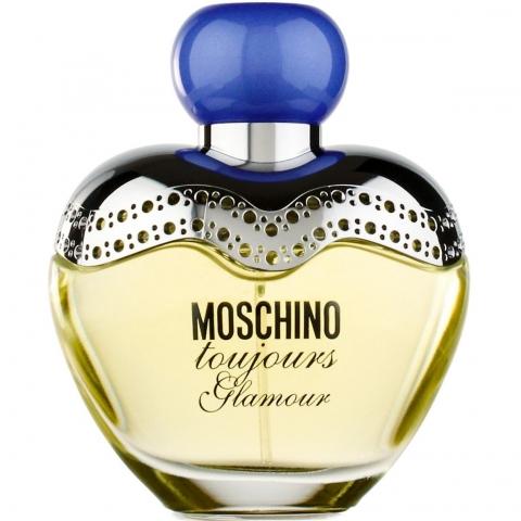 Moschino Toujours Glamour - bez krabice, s víčkem, Toaletní voda, 50ml, + AKCE: dárek zdarma