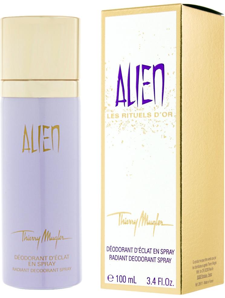 Thierry Mugler Alien, Deodorant, 100ml, Dámska vôňa, + AKCE: dárek zdarma
