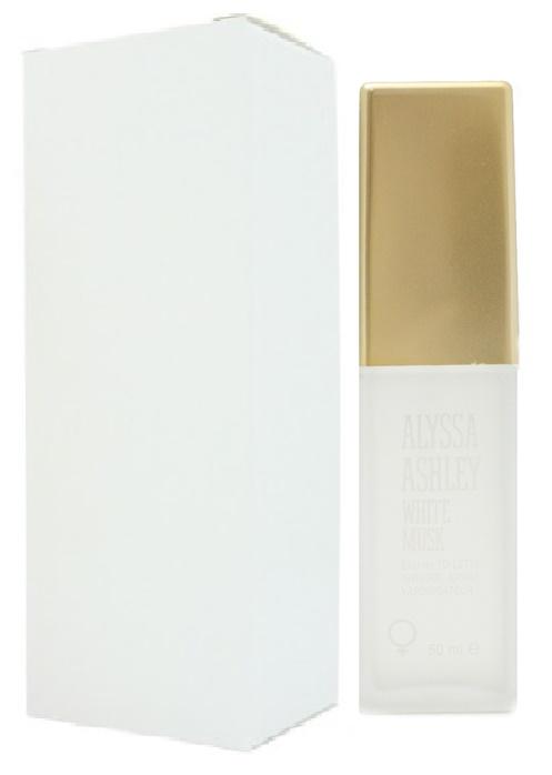 Alyssa Ashley White Musk, Toaletní voda - Tester, 50ml, Dámska vôňa, + AKCE: dárek zdarma