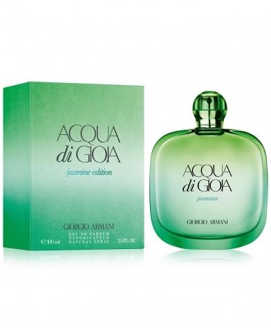 Giorgio Armani Acqua di Gioia Jasmine, Parfémovaná voda, 100ml, Dámska vôňa, + AKCE: dárek zdarma
