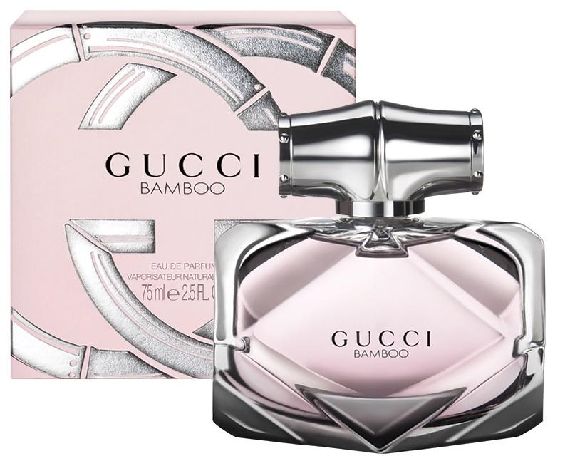 Gucci Bamboo, Parfémovaná voda, 75ml, Dámska vôňa, + AKCE: dárek zdarma