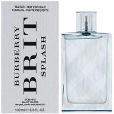 Burberry Brit Splash, Toaletní voda - Tester, 100ml, Pánska vôňa, + AKCE: dárek zdarma