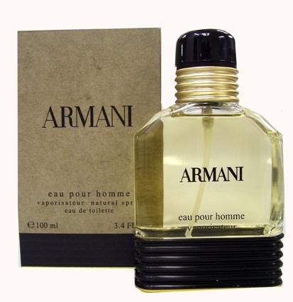Giorgio Armani Armani Eau Pour Homme, Toaletní voda, 100ml, Pánska vôňa, + AKCE: dárek zdarma