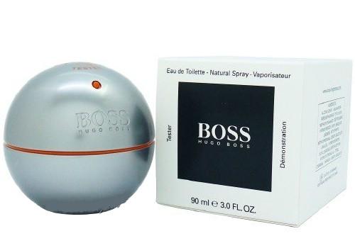 Hugo Boss In Motion, Toaletní voda - Tester, 90ml, Pánska vôňa, + AKCE: dárek zdarma