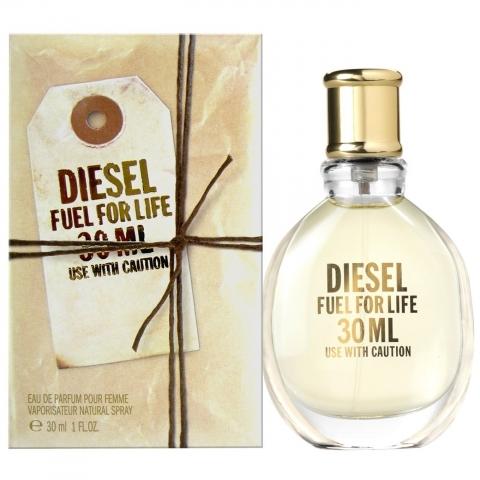 Diesel Fuel for Life Femme, Parfémovaná voda, 75ml, Dámska vôňa, + AKCE: dárek zdarma