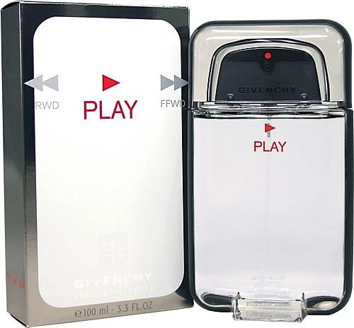 Givenchy Play for Man, Toaletní voda, 100ml, Pánska vôňa, + AKCE: dárek zdarma