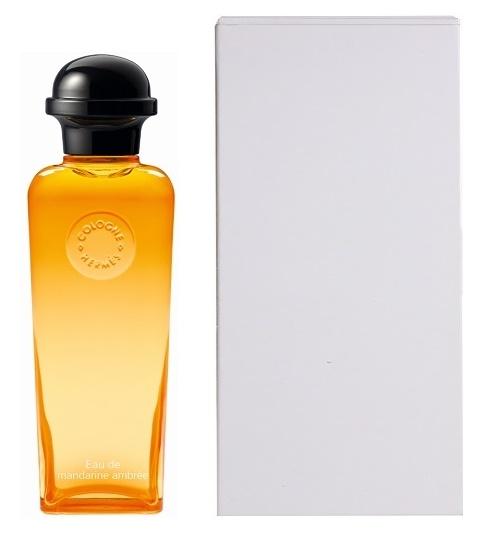 Hermes Eau de Mandarine Ambrée, Kolínská voda - Tester, 100ml, Dámska vôňa, + AKCE: dárek zdarma