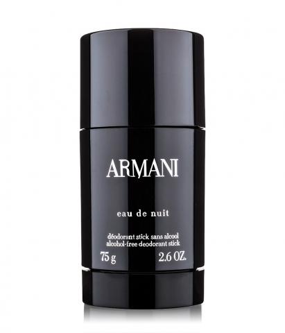 Giorgio Armani Eau De Nuit, Deostick, 75ml, + AKCE: dárek zdarma