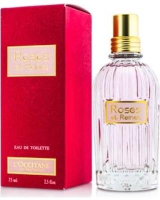 L´Occitane Roses et Reines, Toaletní voda - Tester, 75ml, Dámska vôňa, + AKCE: dárek zdarma